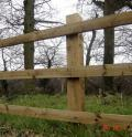 Westcountry Boreholes wooden Fencing